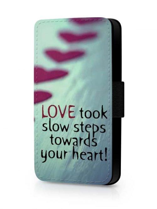 S4 flipcase love