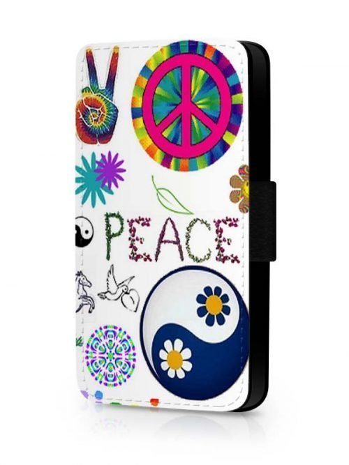 flipcase iphone 4 flower power