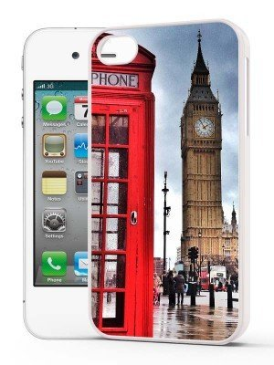 iphone 4 hoesje ontwerpen