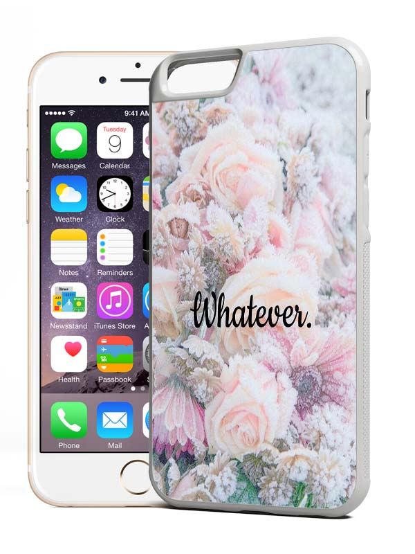 iphone 6 siliconen hoesje wit
