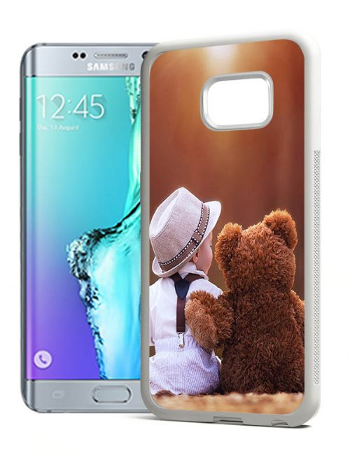 S6 edge plus softcase wit
