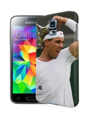Samsung S5 3D hoesje ontwerpen