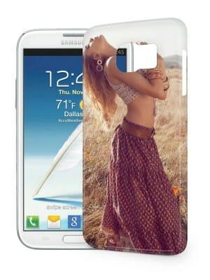 Samsung S6 3D hoesje maken