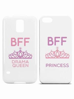 bff drama queen hoesje