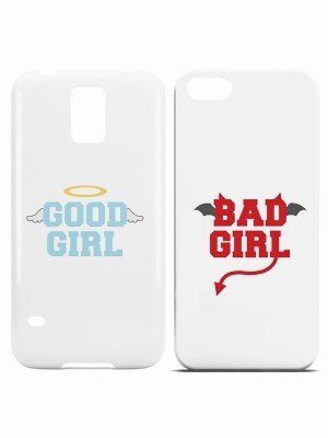 good girl bad girl hoesje
