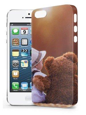 iphone 5 3D hoesje met eigen foto
