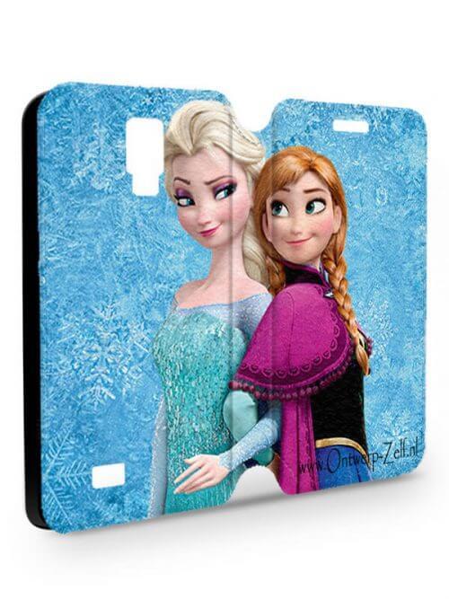 Frozen Leren telefoon hoesje
