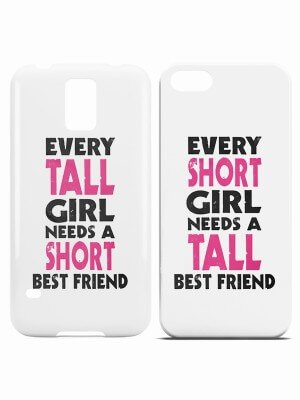 tall girl hoesjes