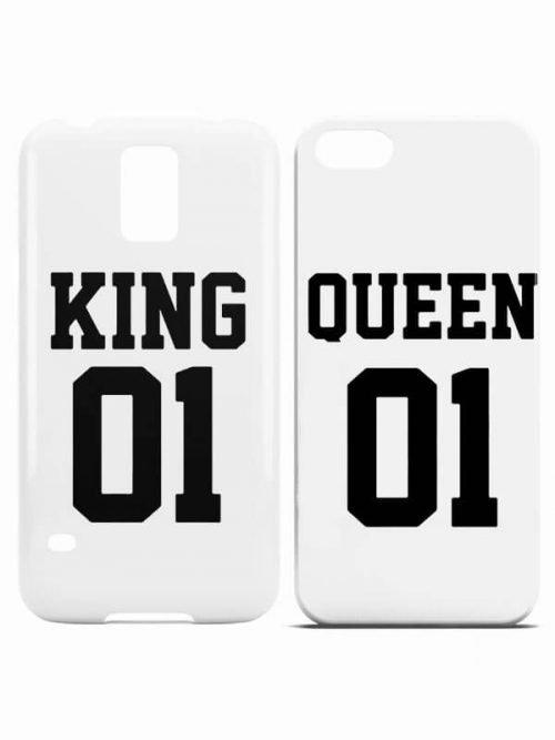 King & Queen hoesjes