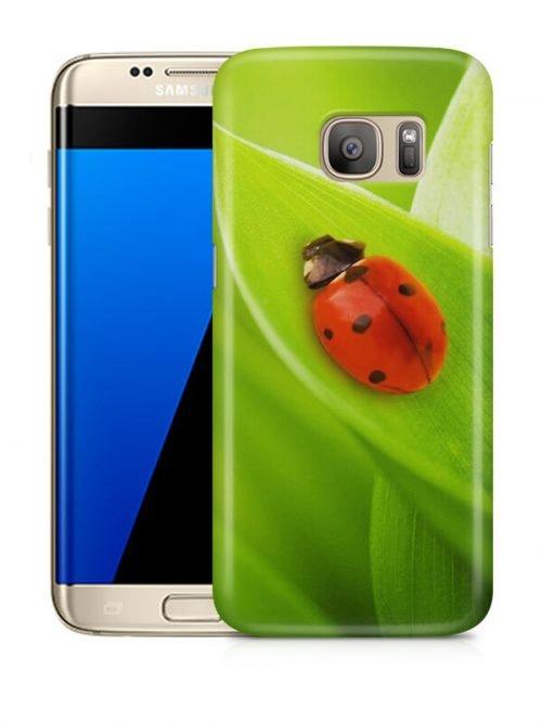 Ontwerp zelf je Samsung S7 Edge hoesje