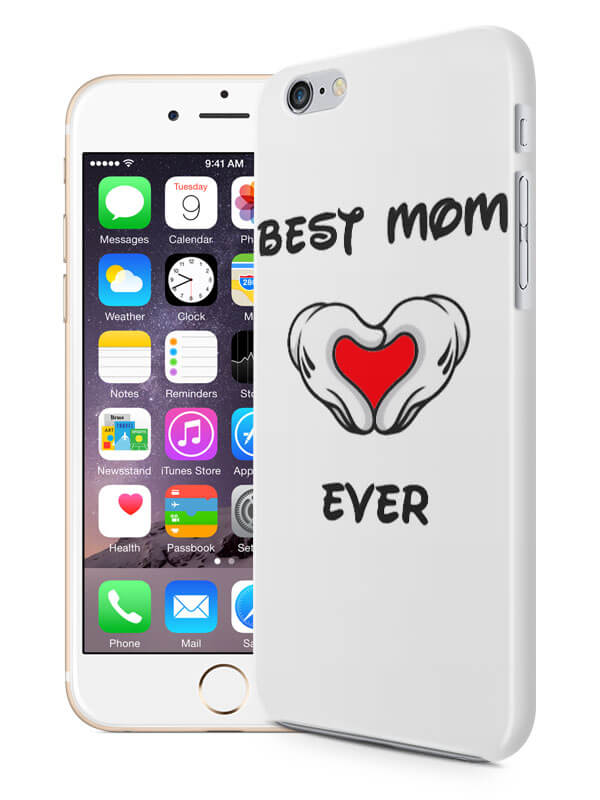best mom ever hoesje