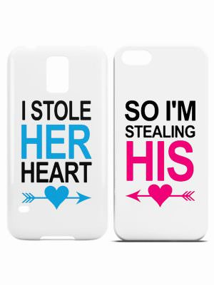 i'm stealing his heart hoesjes