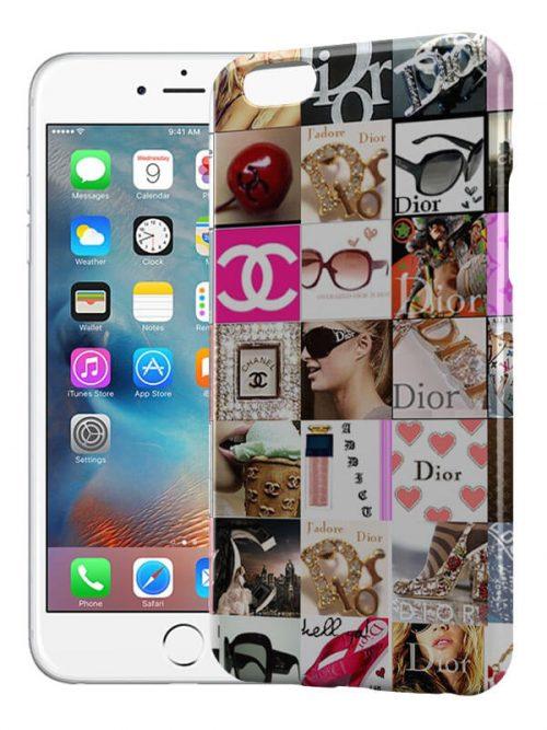 iphone 6 plus fashion telefoon hoesje zelf maken