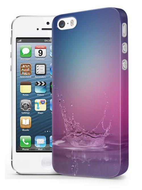 iphone SE 3D hoesje maken