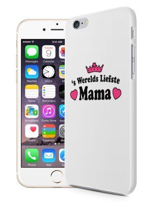 liefste mama smartphone hoesje