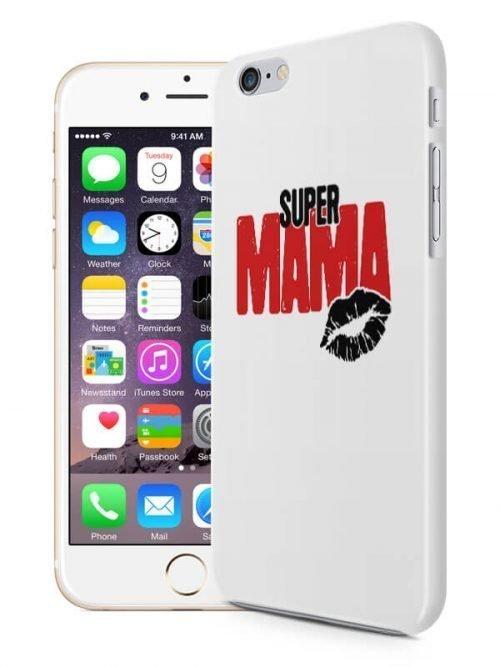 super mama smartphone hoesje