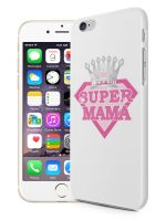 super mama telefoonhoesje