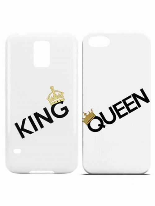 de King - De queen hoesjes