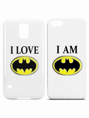 I Love Batman hoesjes