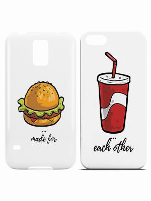 made for eachother telefoonhoesjes