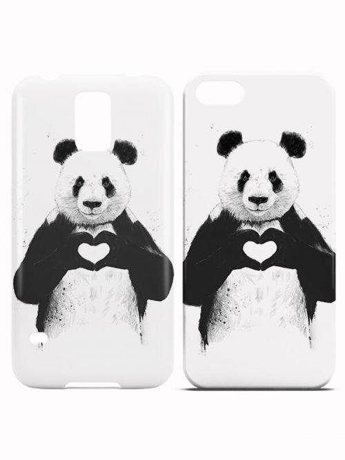 Panda Hoesjes