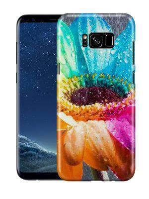 Samsung S8 Plus hoesje met eigen foto