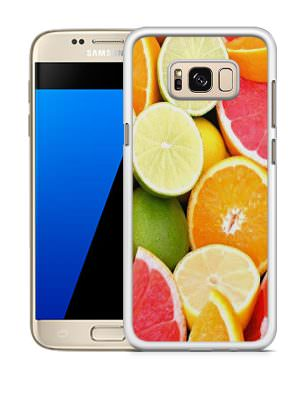 Samsung S7 hardcase wit hoesje maken