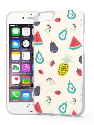 iphone 7 hardcase wit zelf maken met foto