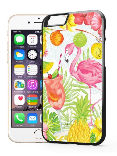 iphone 7 hardcase zwart met eigen foto
