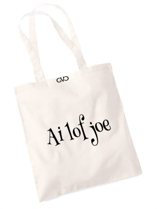 good vibes only shopper tas ai lof joe