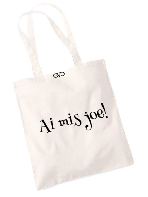 good vibes only shopper tas ai mis joe