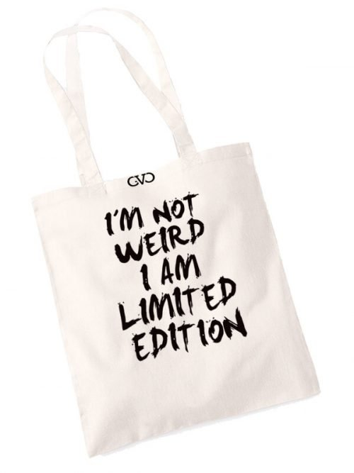 good vibes only shopper tas i m not weird