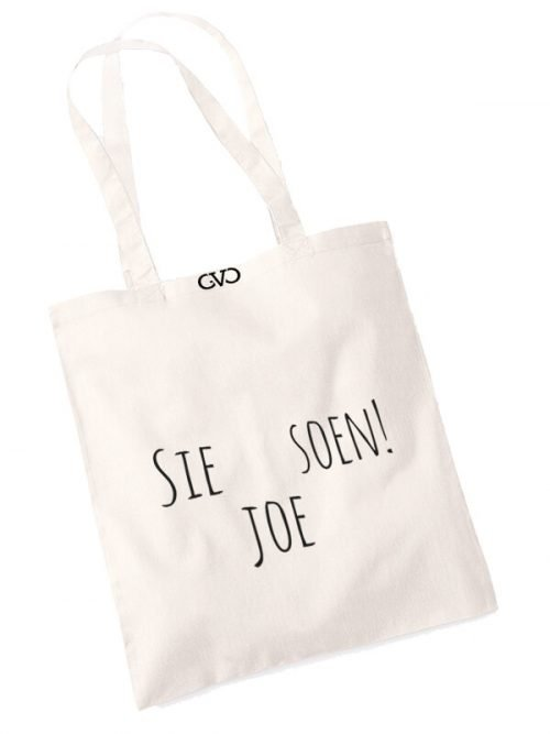 good vibes only shopper tas sie joe soen