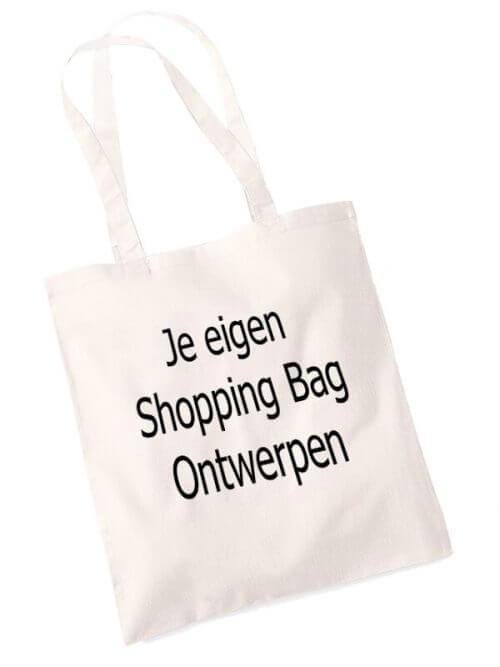 je eigen shopping bag ontwerpen