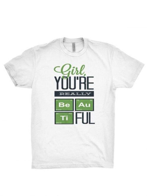 really beautiful t-shirt