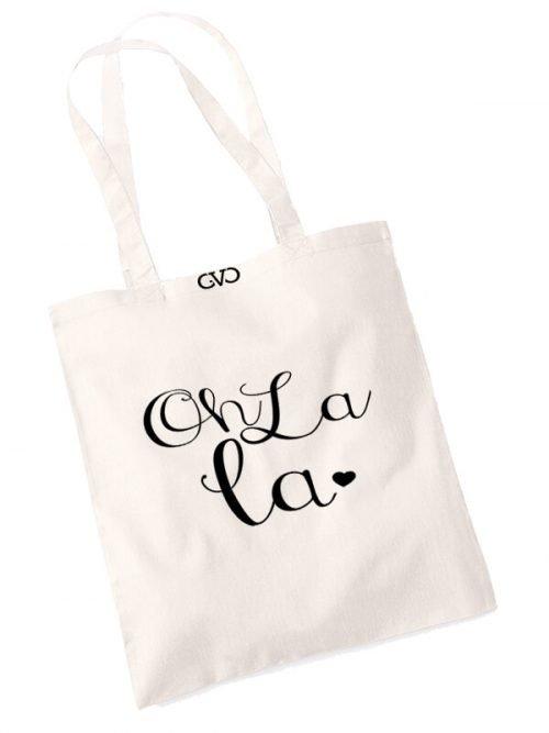 shopper tas oh la la