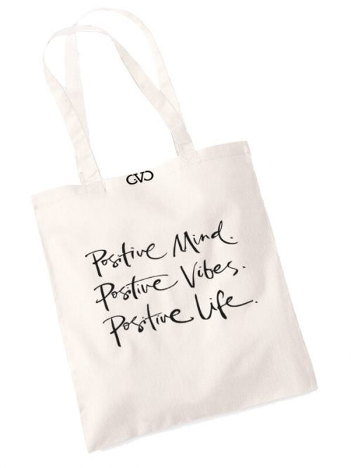 shopper tas positive mind