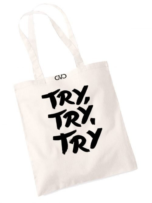 shopper tas try try try