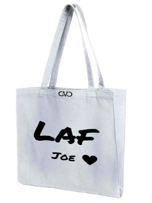 tote bag Good Vibes Only LAF JOE