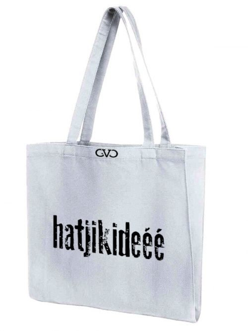tote bag quote hartjikideee
