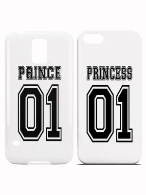 01 Prince & 01 Princess Hoesjes