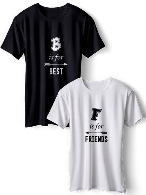 B is for Best Friends T-shirt