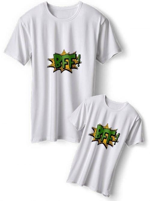 BFF ! Moeder Dochter T-Shirts