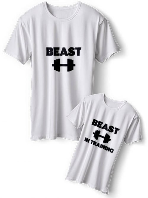 Beast Moeder Dochter T-Shirts