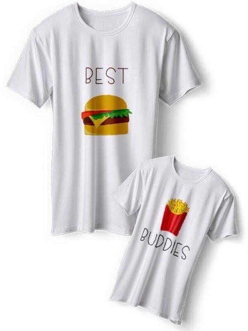 Best Buddies Moeder Dochter T-Shirts