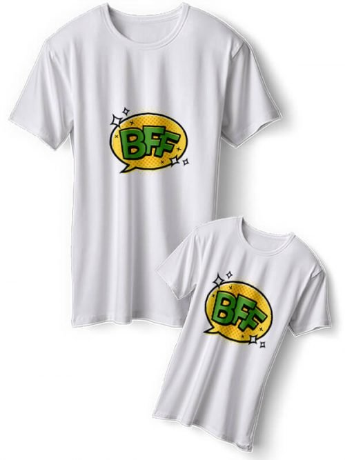 Bff Moeder Dochter T-Shirts