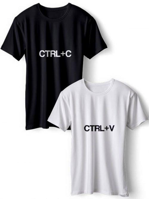 CTRL C BFF T-Shirts