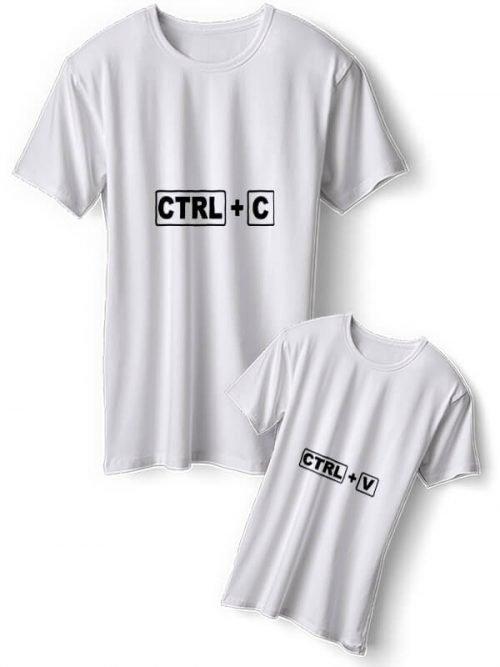 CTRL C Vader Zoon T-Shirts