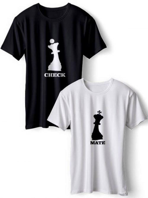 Check Mate Koppel T-Shirts