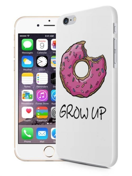 DoNut grow up telefoonhoesje